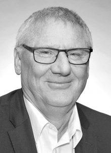 Jochen Flammer, Bauunternehmer aus Mössingen